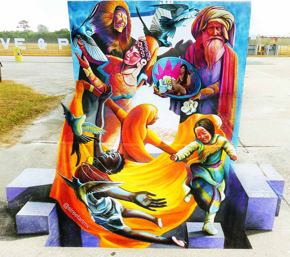 3d-streetpainting-3d-streetart-anamorphic-anamorfico-adry-del-rocio-carlosalberto-gh-chalk-festival-venice-usa-a-world-to-fit-all-worlds