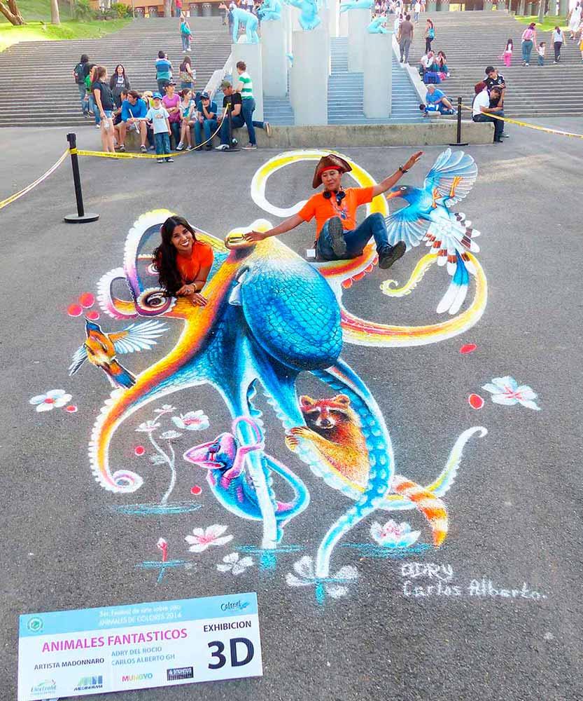 3d-streetpainting-3d-streetart-anamorphic-urban-art-anamorfico-arte-street-art-adry-del-rocio-carlos-alberto-gh-animales-fantasticos