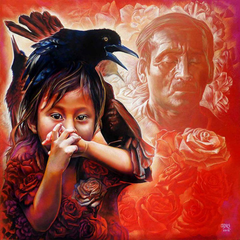 adry-del-rocio-art-arte-pastel-pastels-painting-cuando-la-conciencia-duerm-el-corazon-grita