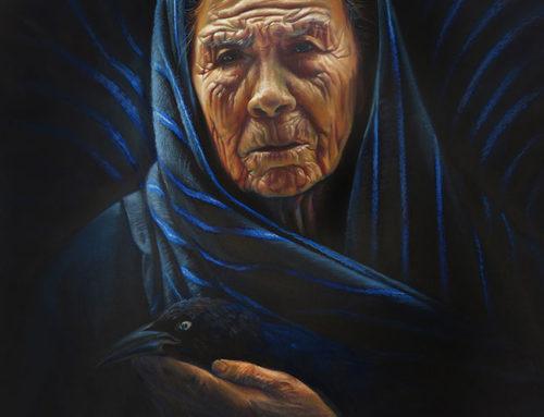 """Oil Painting """"Deep dreams"""" (Sueños profundos)"""