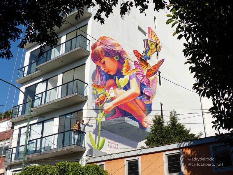 Portfolio Adry Del Rocio 2d 3d Streetpaintings Murals