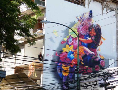 3D Mural at PlaceCiudad de México, México