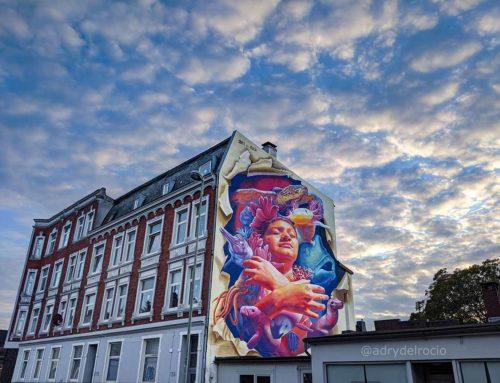 3D Mural at StreetArt Festival Wilhemshaven 2020